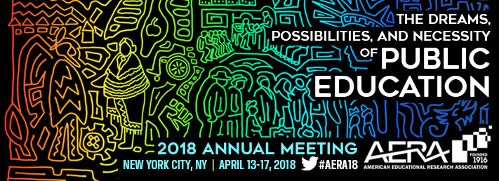 AERA Annual Meeting Theme