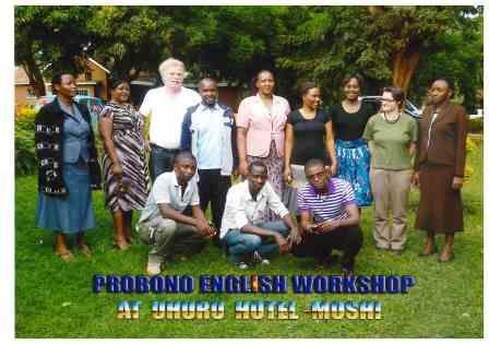 Projekt zur Lehrerfortbildung in Tansania